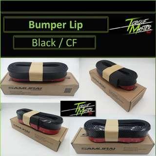 Bumper lip Rubber Design cf Design Universal Model.