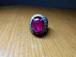 Natural Ruby Corundum