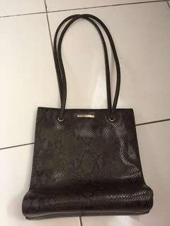 Nine West Snake Skinned Bag (repriced)