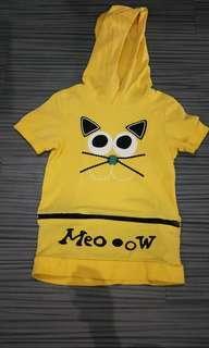 🚚 Boy's T-shirt Hood
