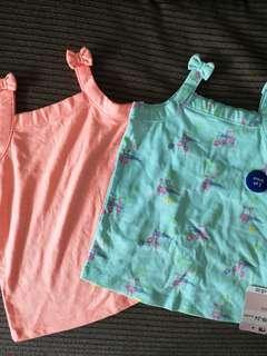 Mothercare Girl Top 2pcs