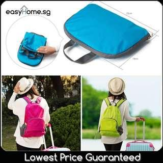 TV02- Foldable Backpack (4 colors available)