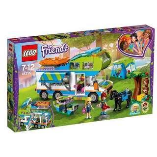 Lego Friends 41339 - Mia's Camper Van
