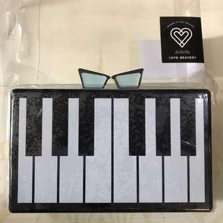 Macys x Lady Gaga Limited Edition Acrylic Purss