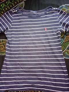 Polo Women stripe