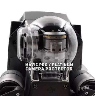 DJI Mavic Pro Platinum Camera Protector with Silicone Guard