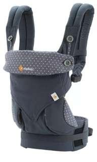 Ergobaby Four Positions 360 Dusty Blue Carrier