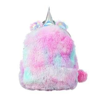 • Preorder • Unicorn Rainbow Holographic Backpack