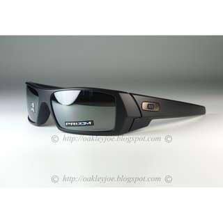 cb374d14da BNIB Oakley Gascan matte black + prizm black OO9014-4360 sunglass shades