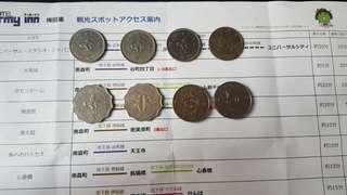 香港特別硬幣 自行開價