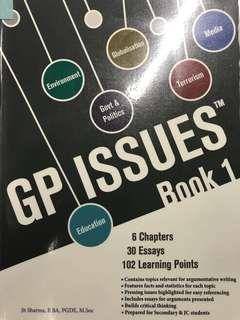 GP Issues Book 1 (Published in 2017)