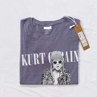 Cotton On Kurt Cobain Tee Limited Edition