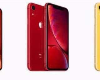 Iphone xr red 64
