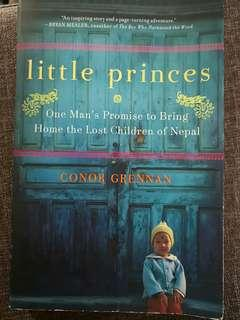Little Princes by Conor Grenman