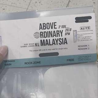 WTS // ABOVE ORDINARY IN MALAYSIA 2018