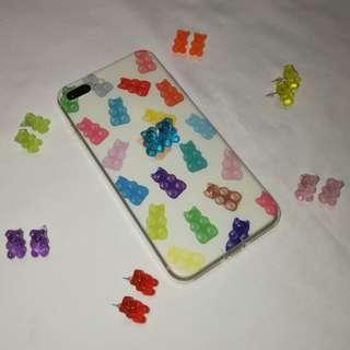 🚚 [In Stock] Multi Colour Gummy Bear Ear Studs