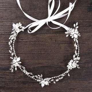 Bridal hair accessories tiara hair piece