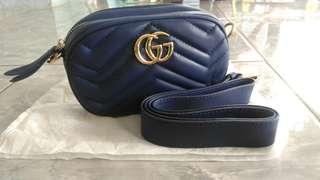 Tas Gucci New Kekinian Waistbag/pinggang