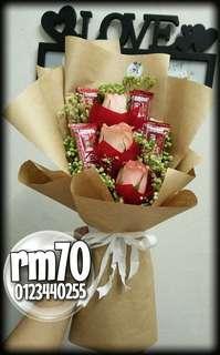 Rose bouquet surprise delivery