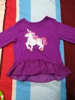 Baju bayi garanimals baby top size 3th size agak kecil #yukjualan