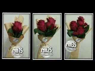 Flower Bouquet fresh rose flower