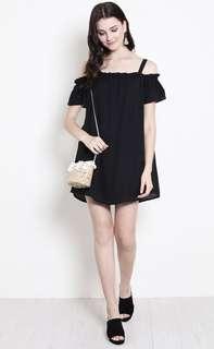 🚚 (NEW) SSD Ruth Dress Black
