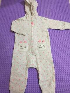 Baby sleepsuit bodysuit jumper carter up 6m #yukjualan