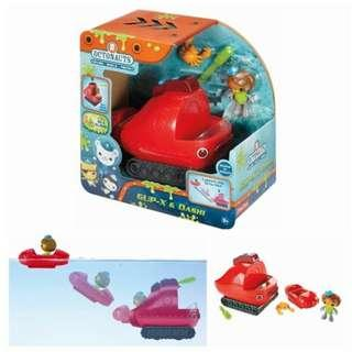 BNIB: Fisher Price Octonauts Gup-X & Dashi Baby Toy