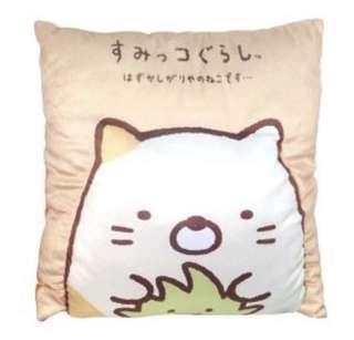 角落生物 貓咪 抱枕 cushion