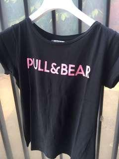 baju pull&bear