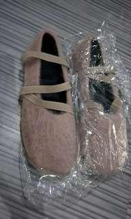 🚚 Wrapped shoes