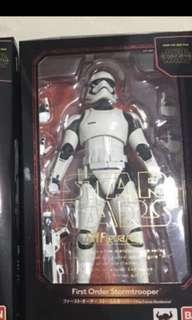 Star Wars first order storm trooper