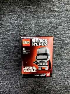 LEGO Brickheadz Star Wars Captain Phasma 41486