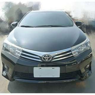 『權利車』2016年 Toyota ALTiS 1.8 iKey 豪華型 當舖流當車(可當零件車)