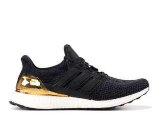 Selling Adidas ultraboost gold medal US 10.5
