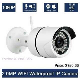 Cctv IP Camera Bullet