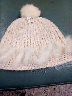 🚚 全新🐰毛毛線帽