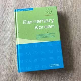Elementary Korean Language Textbook