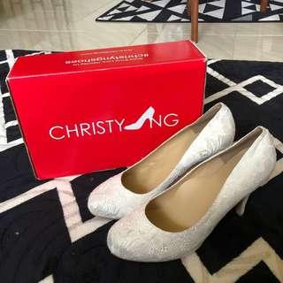 Christy Ng Wedding Shoe