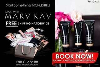 Be a Marry Kay member today!
