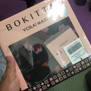 Wild Butterflies Black Bokitta - Voila Maxi