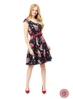 BNWT Review dress size 10