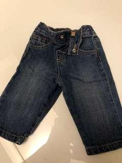 Guess jeans for 6-9mo