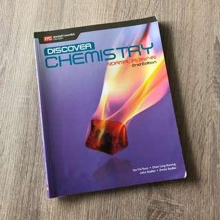 Discover Chemistry Normal Academic 3N/4N Textbook