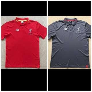Liverpool polo jersey