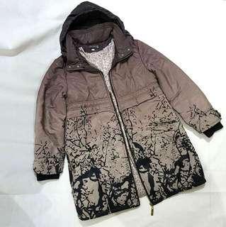 Ombre Bronze Outerwear