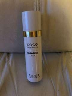 Coco body spray cream