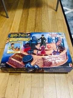 Harry Potter Levitating Challenge