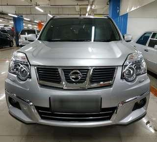Nissan Xtrail 2.5 Urban Selection tahun 2014