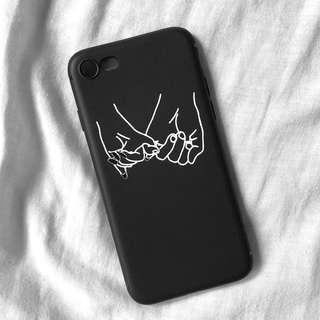 iphone 7/8 minimalist line case